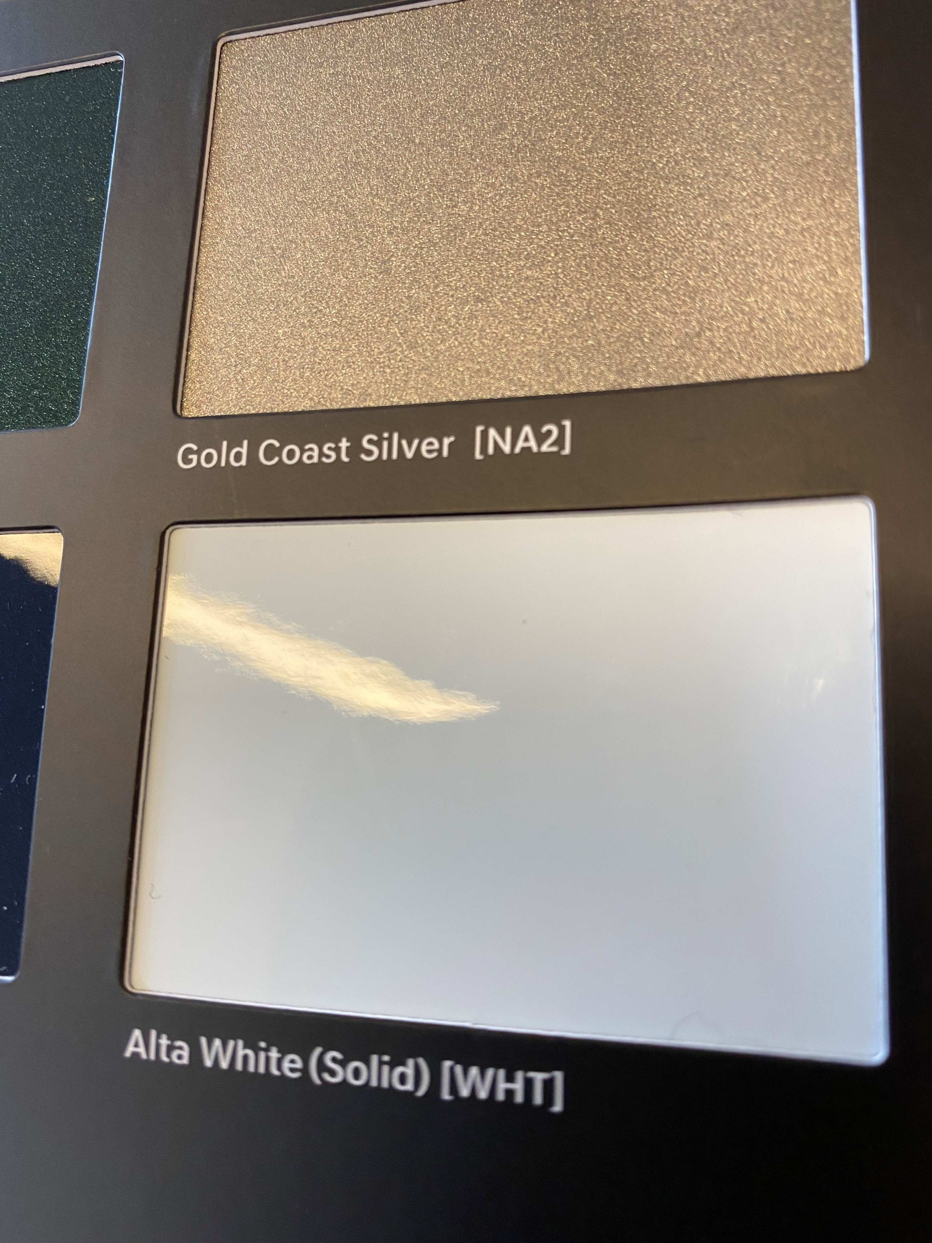 Exterior White Uyuni Vs Alta Genesis Gv80 Forum Pricing